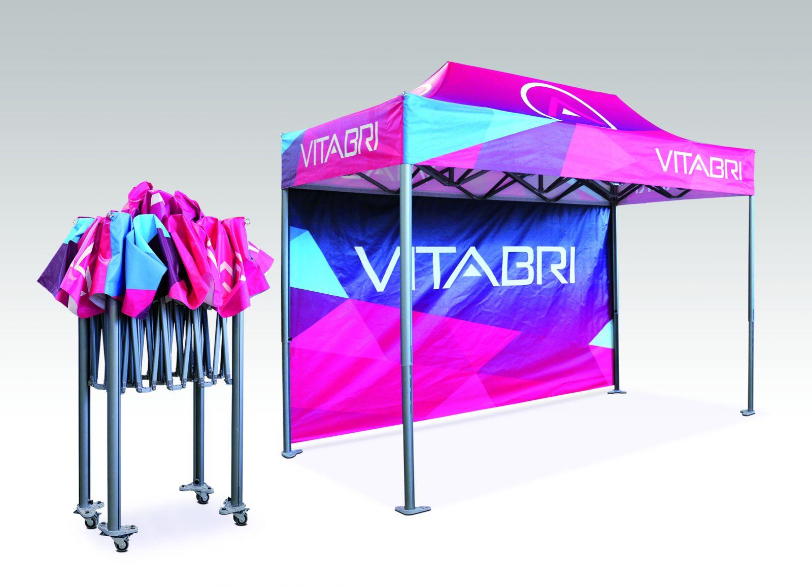 bienvenue vitabri's canopies - lance show & publications limited