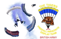 The Tigers Freefall Parachute Display Team
