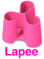 Lapee - Female Urinal